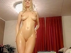 Perfect Blond Oil Show