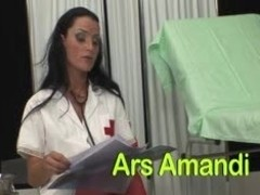 Latina cutie bonks sexy nurse