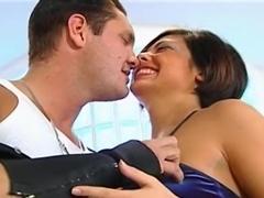 Finest Latina Facial porn record. Enjoy watching