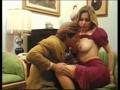 French babe fucked in a sexy cumshot vintage movie