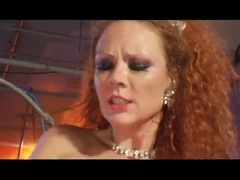 frankenstein's doll double anal with audrey hollander