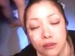 Minako Komukai - 1St BUKKAKE
