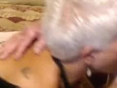 Granny sucks my dick in big tit amateurs clip