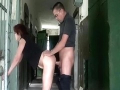 Fucking in the ex prison