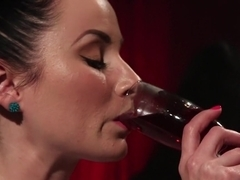Best fetish, lesbian xxx video with crazy pornstars Veruca James, Cherry Torn and Chanel Preston from Whippedass