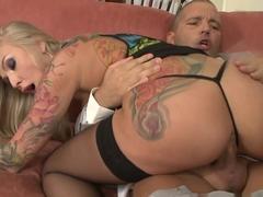 Crazy pornstars Thomas Stone, Kayla Green in Best Big Tits, Pornstars xxx movie
