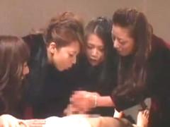 Best Japanese girl Chisato Shouda, Maki Tomada, Yumi Kazama in Exotic Handjobs JAV video