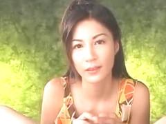 Exotic Japanese slut Anri Suzuki in Fabulous Blowjob/Fera, POV JAV movie