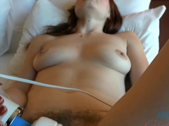 Best pornstar Violet Monroe in Incredible Hairy, Blowjob xxx scene