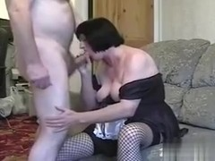 Emma likes to engulf penis,it actually receives her off swallowing cum.