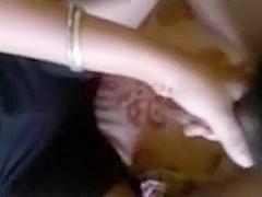Indian Wife Engulfing