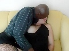 Vacation with hubby turns into BBC orgy for wife