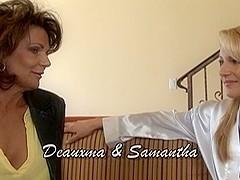 Deauxma & Samantha Ryan in Lesbian Seductions #11, Scene #01