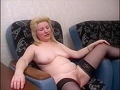 Moden Kvinde & Ung Fyr (7 - Russian Porn & Danish Title)