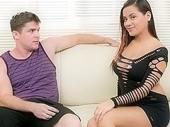 Selma Sins in Amateurs Becoming Pornstars #02, Scene #01