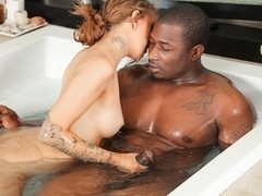 Pressley Carter, Rob Piper in Follow Your Instincts Scene