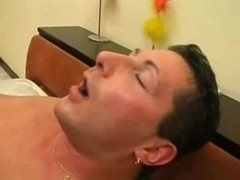 Hot oral & anal action