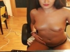Hot cyber sex with my girlfriend