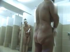 Hidden Camera Video. Dressing Room N 715
