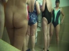 Hidden cameras in public pool showers 775