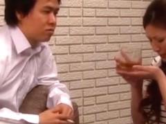 Yuna Shiina, A Female Teacher Has Been With The Soap Slave Fallen