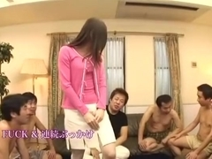 Nozomi Mashiro Uncensored Hardcore Video with Gangbang, Creampie scenes
