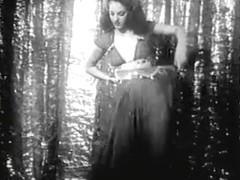 Vintage Stripper Yvonne