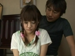 Rei Mizuna Japanese babe in hot bondage sex
