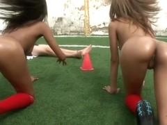Luna, Natasha in Women Soccer Players