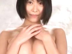 Exotic Japanese slut Chisato Ayukawa, Yuuha Sakai in Crazy Handjobs, Blowjob/Fera JAV scene