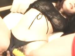 Horny Japanese whore Risa Arisawa in Best Sports, Babysitters JAV video