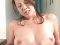 Best Japanese girl Yumi Kazama in Incredible Solo Girl, Big Tits JAV video