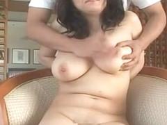 Best Japanese girl Aki Tomosaki in Amazing Cougar, Masturbation/Onanii JAV movie