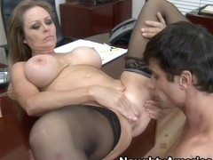 Dyanna Lauren & Alan Stafford in My First Sex Teacher