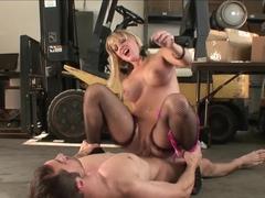 Exotic pornstar Tristyn Kennedy in Horny Big Tits, Hardcore sex scene