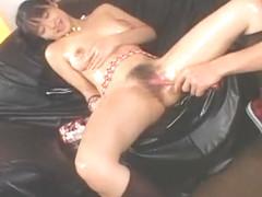 Fabulous Japanese slut Anna Kanzaki in Best Dildos/Toys, Close-up JAV scene