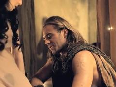 Spartacus Vengeance E07-08 (2012) Hanna Mangan Lawrence, Viva Bianca, Others