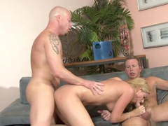 Horny pornstar Kodi Gamble in Incredible Medium Tits, Blonde adult scene
