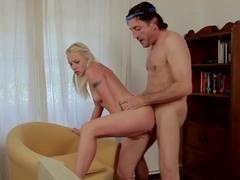 Hottest pornstar Lola Taylor in incredible blonde, piercing xxx clip