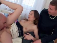 Best pornstar Dream Nikki in exotic cumshots, brunette porn video