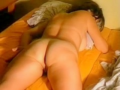 Mature anal sex with naughty wife