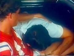 Homo vintage sex in a vonvertible 1
