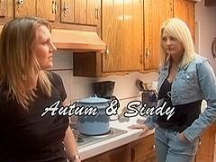 Autum Moon & Sindy Lange in Lesbian Seductions #06, Scene #04