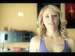 Blonde Teen Deep Throater