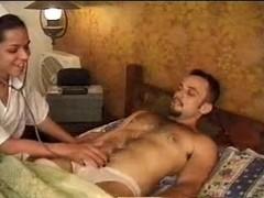 Meet sexy TS nurse