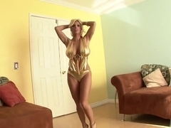 Hh big boobs golden milf