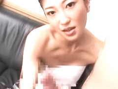 Horny Japanese chick You Saotome in Exotic JAV movie