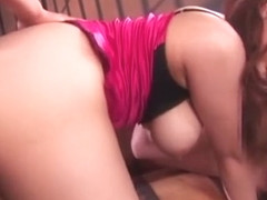 Crazy Japanese chick Ai Sayama in Amazing Big Tits JAV video