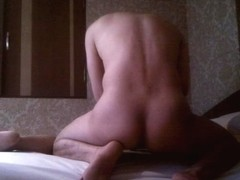 Leaked homemade porn video of an Asian couple