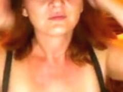 I made a sexy homemade big tit porn video clip
